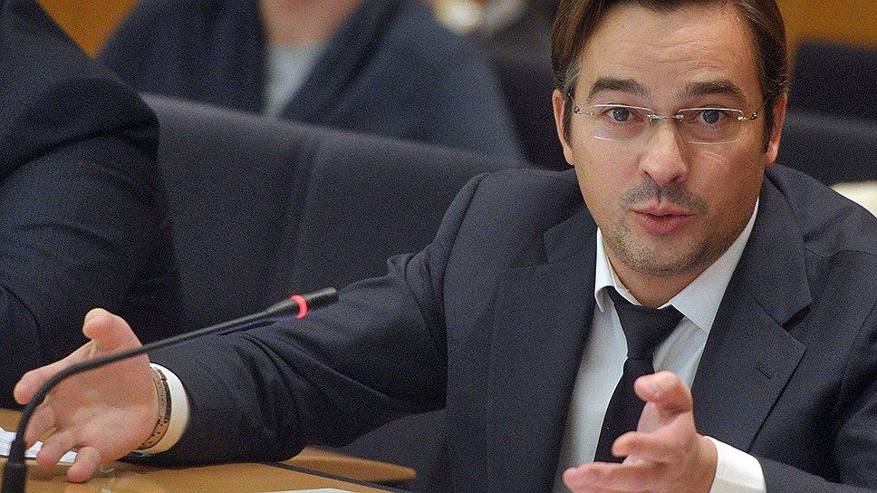 Работа в банке показалась Юрию Котлеру более перспективной, чем в партии власти