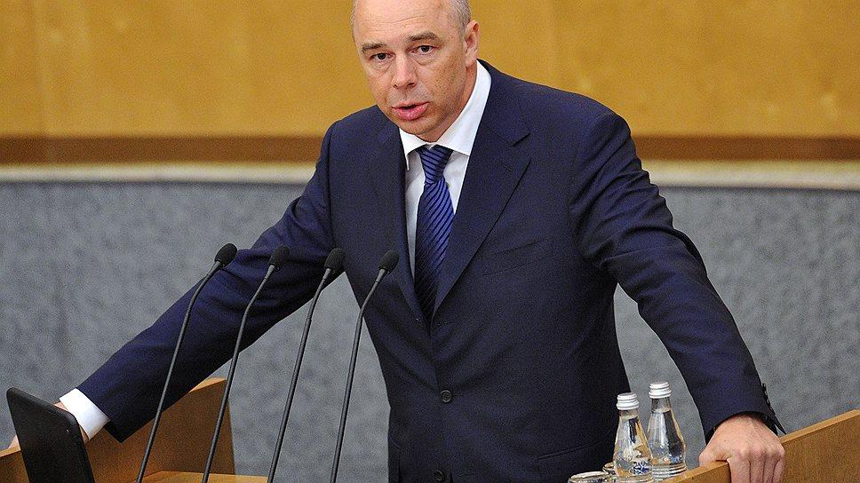 Министр финансов Антон Силуанов разъяснил Госдуме, насколько переоценивается налоговое бремя в России