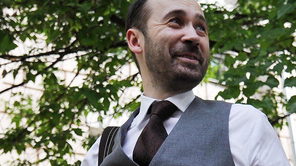 Пока Илья Пономарев судится, товарищи по партии предложили ему сдать депутатский мандат