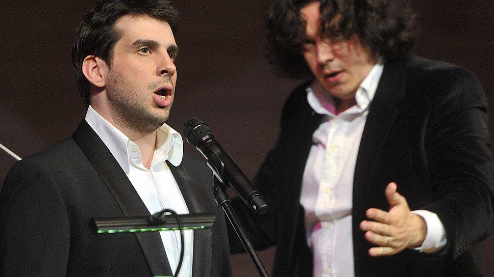 Петр Налич вполне успешно дебютировал с оперной программой в жанре classical crossover