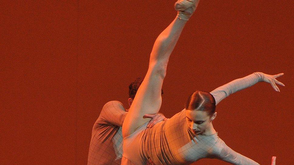 Загибы хореографии Макгрегора солисты Мария Кочеткова и Тарас Домитро превратили в способ самоидентификации
