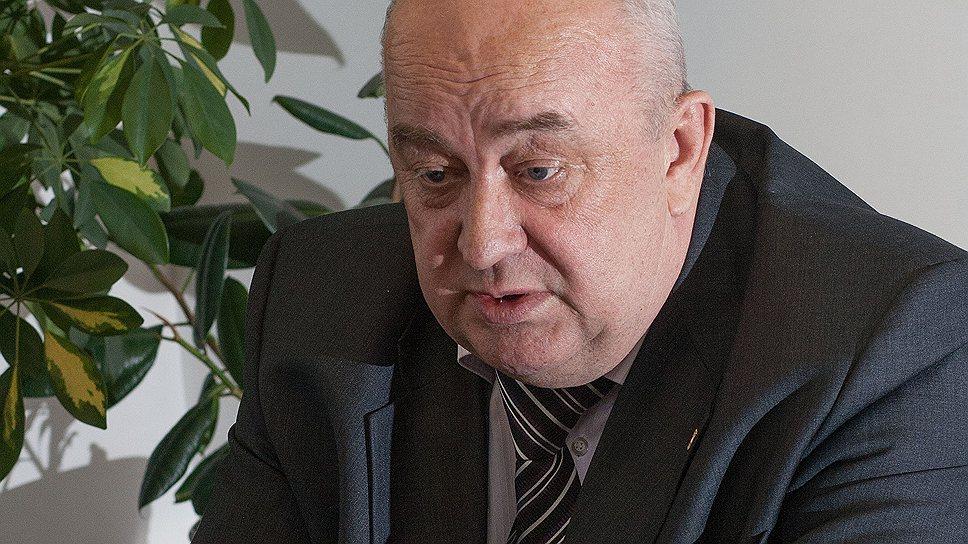 """Мэр Новокузнецка Валерий Смолего был обвинен губернатором Аманом Тулеевым в """"нерешительности и мягкотелости"""""""
