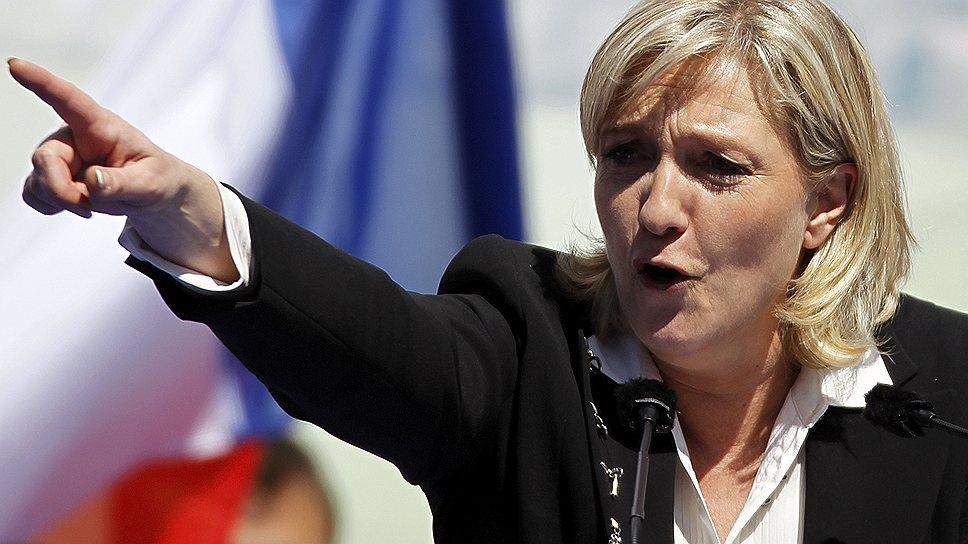 Европейские депутаты сочли, что Марин Ле Пен смертельно обидела французских мусульман