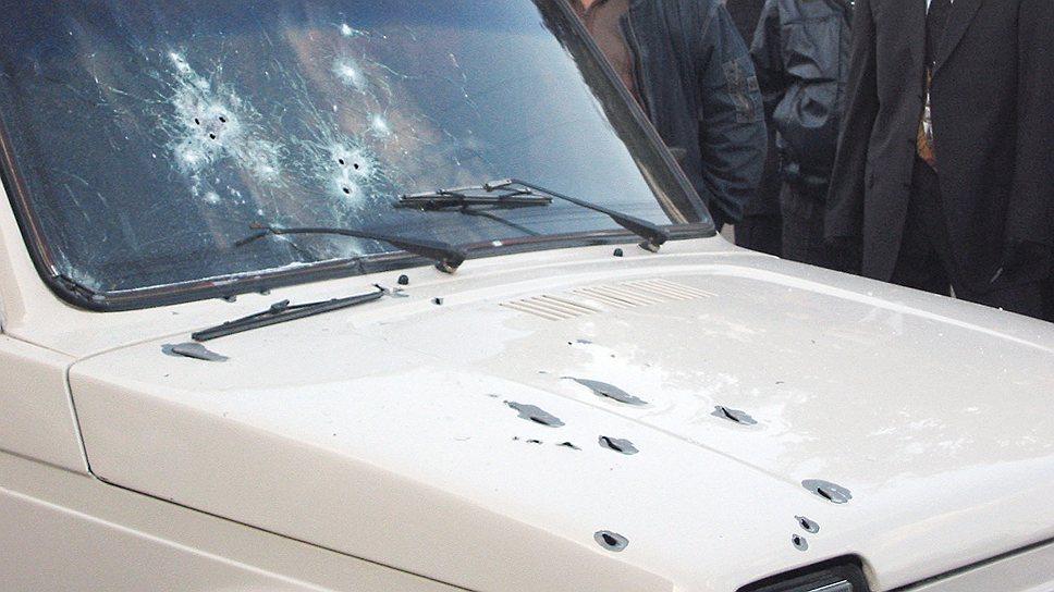 Дело об убийстве расстрелянного в собственной машине зампредседателя правительства КЧР Ансара Тебуева возобновилось с задержанием подозреваемого