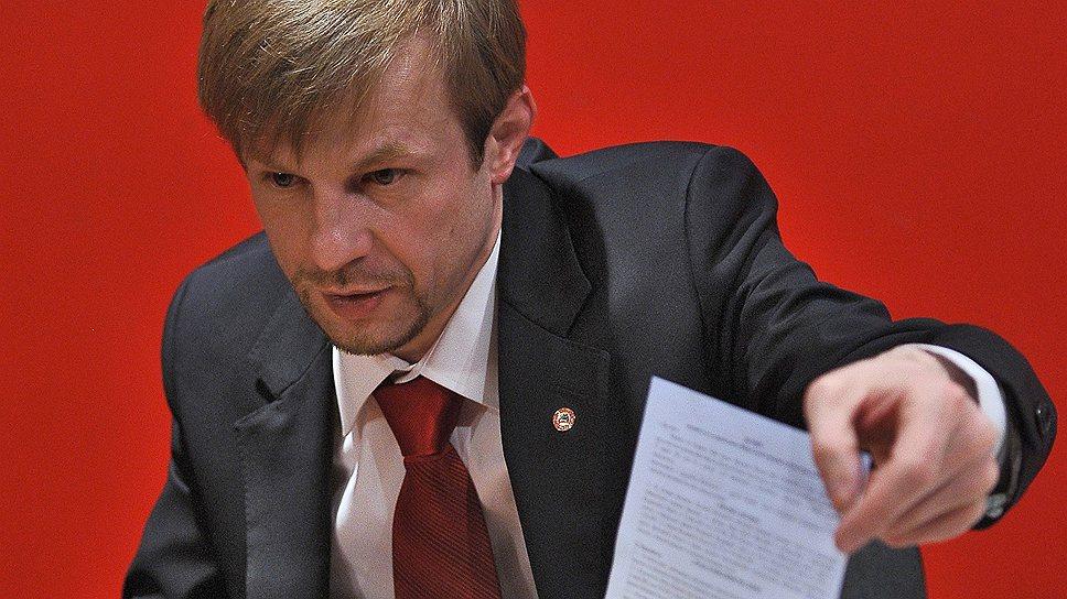 Ответ Евгения Урлашова депутатам не понравился