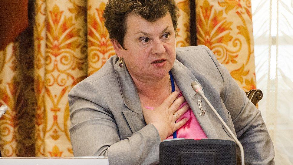 Светлана Орлова может потерять одного из потенциальных попутчиков — КПРФ хочет видеть экс-губернатора Николая Виноградова во главе своего списка на выборах в парламент