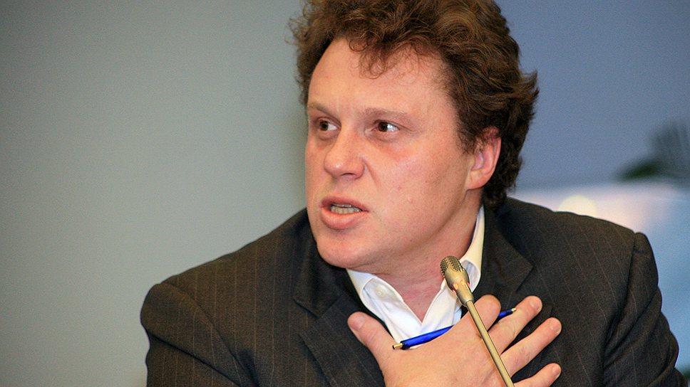Сергей Полонский стал заочно мошенником / МВД обвинило основателя Mirax Group в хищении средств дольщиков