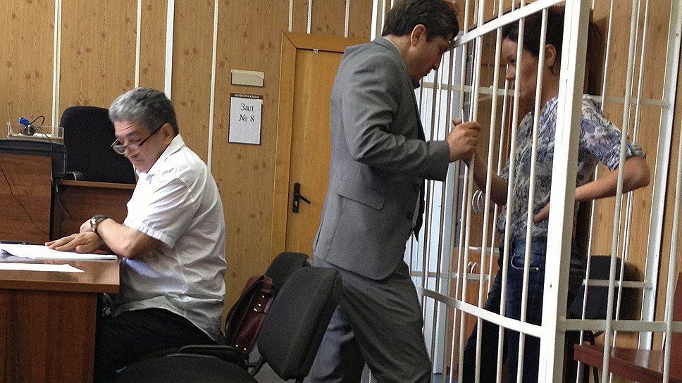 Динару Билялову арестовали на два месяца