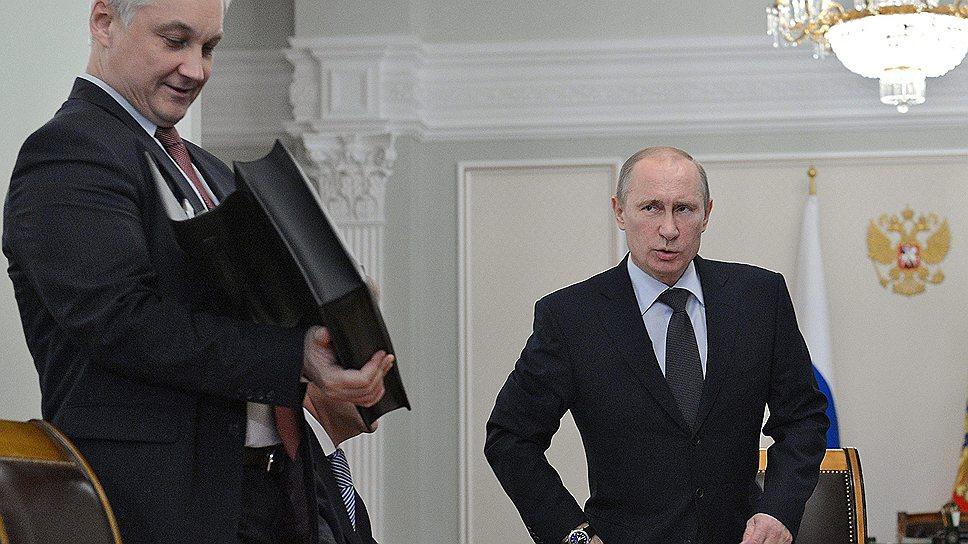 В портфеле министра экономики, оставляемом Андреем Белоусовым преемнику, для запуска экономического роста содержимого не так много