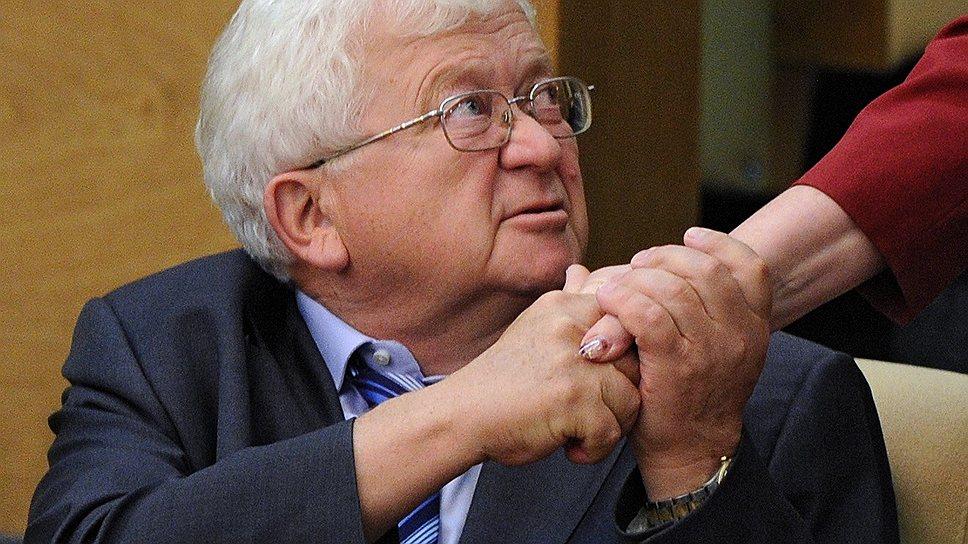 МВД возобновило дело, фигурантами которого могут стать министр Дмитрий Ливанов и экс-депутат Юрий Карабасов (на фото)