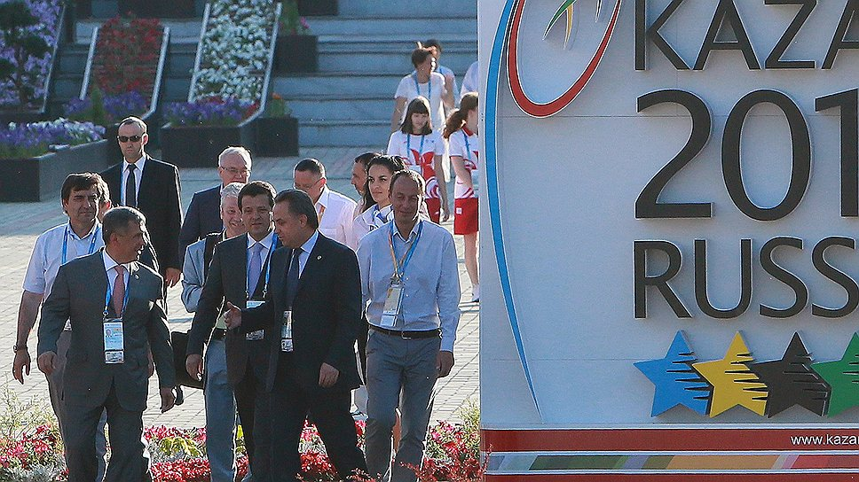 Казанская Универсиада в плане масштаба и амбиций российской команды вполне может конкурировать с сочинской Олимпиадой