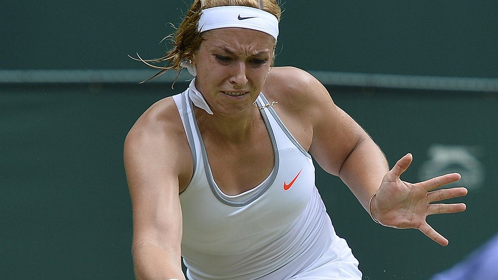 Сабина Лисицки стала первой после Штеффи Граф немецкой теннисисткой, вышедшей в финал турнира Большого шлема