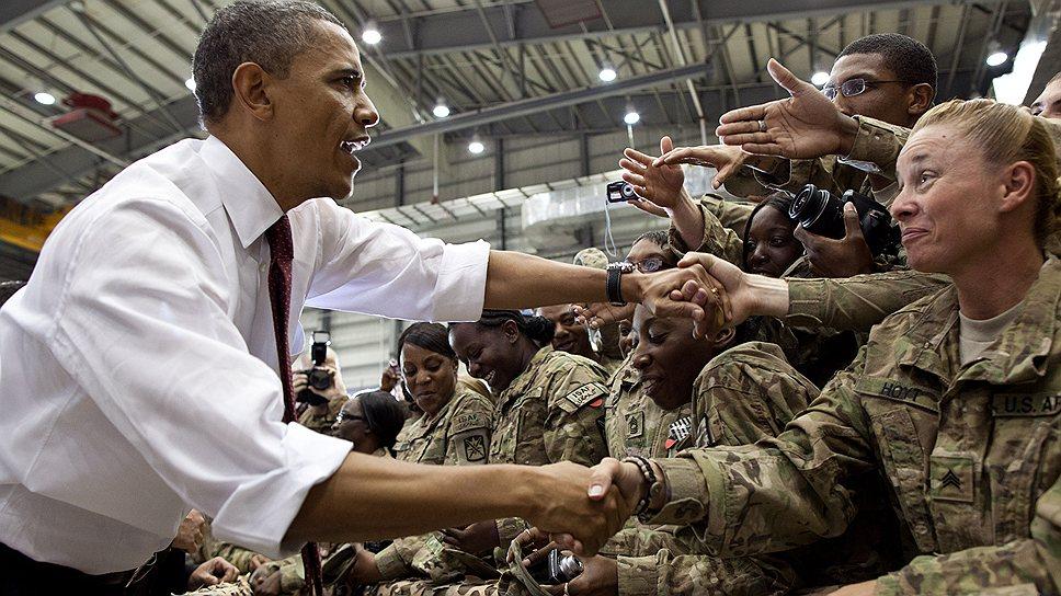 Бараку Обаме надоело, что американские солдаты в Афганистане защищают неблагодарного Хамида Карзая