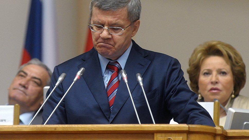 Как генпрокурор нашел иностранные деньги у НКО