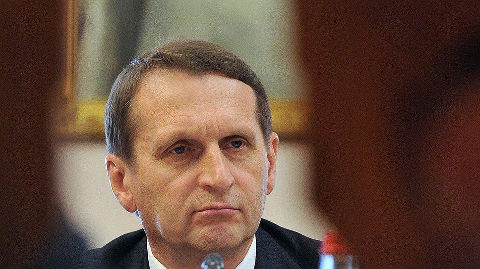 Сергей Нарышкин пообещал учесть взгляд Казани на отечественную историю при подготовке единого учебника