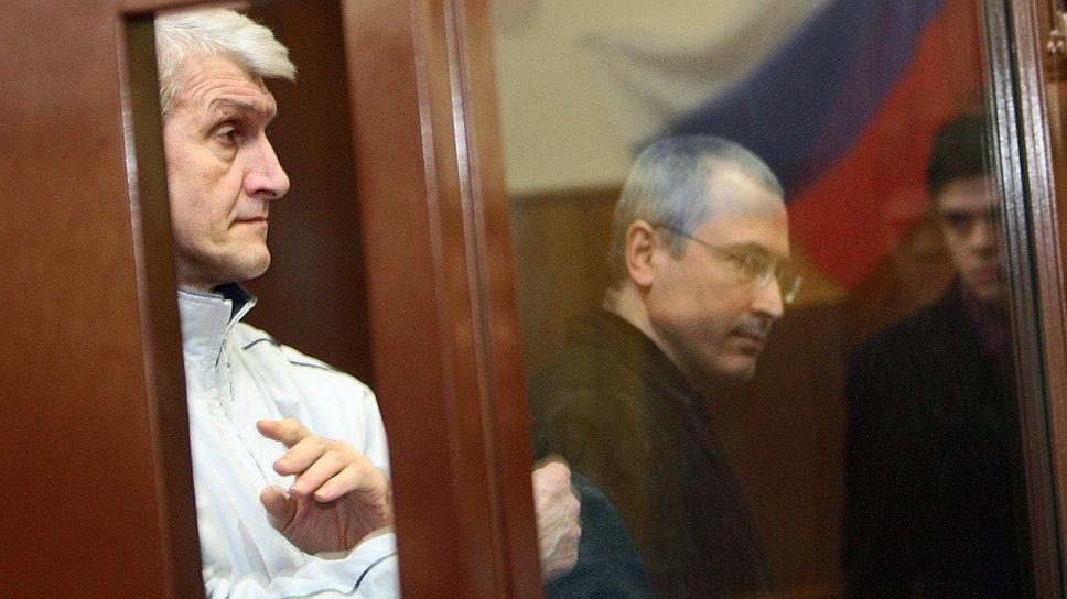 Как ЕСПЧ вынес решение по жалобе Михаила Ходорковского и Платона Лебедева