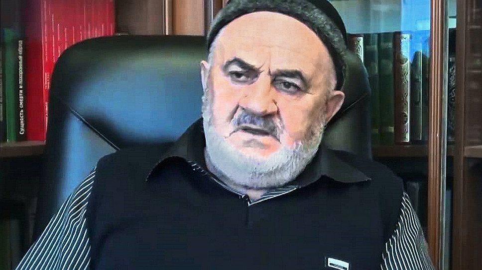 Шейх Ильяс Ильясов не раз получал угрозы в связи со своей религиозной деятельностью
