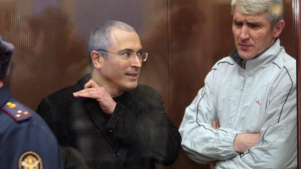 Михаил Ходорковский и Платон Лебедев добились не отмены, а лишь смягчения приговора по своему второму делу