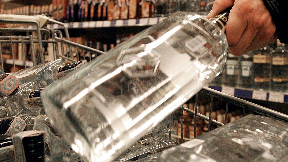 Как производители водки попросили президента заморозить акциз