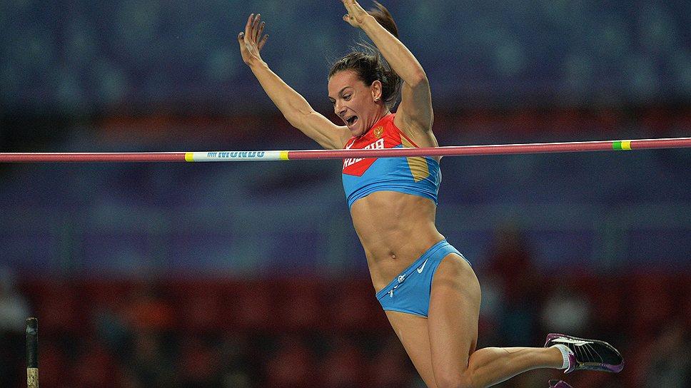 Елена Исинбаева выиграла свой, скорее всего, последний чемпионат мира так же убедительно, как выигрывала чемпионаты мира в те годы, когда о завершении карьеры еще не задумывалась