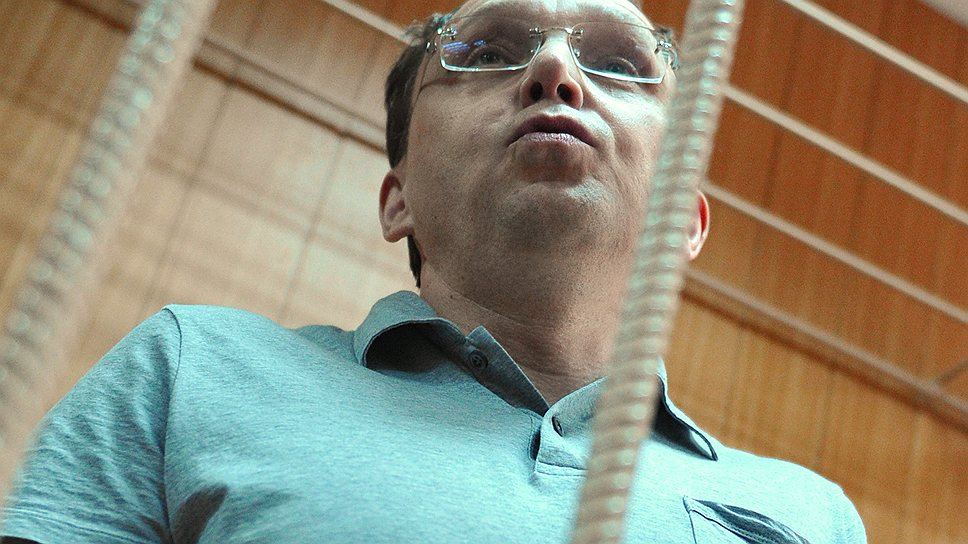 Игорь Зотов получил на год меньше, чем запрашивал для него прокурор,— восемь лет заключения