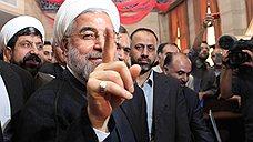 В иранском кабинете проверили кресла