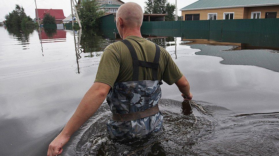 Власти Амурской области предупредили местных жителей о том, что их ждет массовая эвакуация из зон затопления