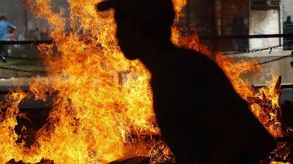 Египетский кризис разжег огонь противостояния между ведущими государствами мусульманского мира