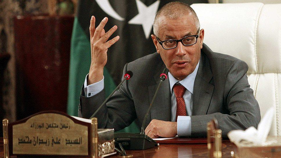 Как нефть отделилась от Ливии