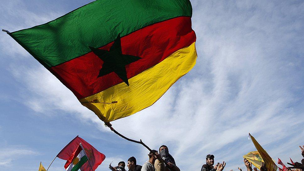 Курды собираются в государство