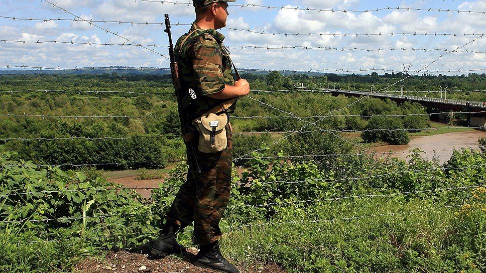 Основным достижением последних пяти лет абхазы считают то, что границу с Грузией теперь охраняют и российские пограничники