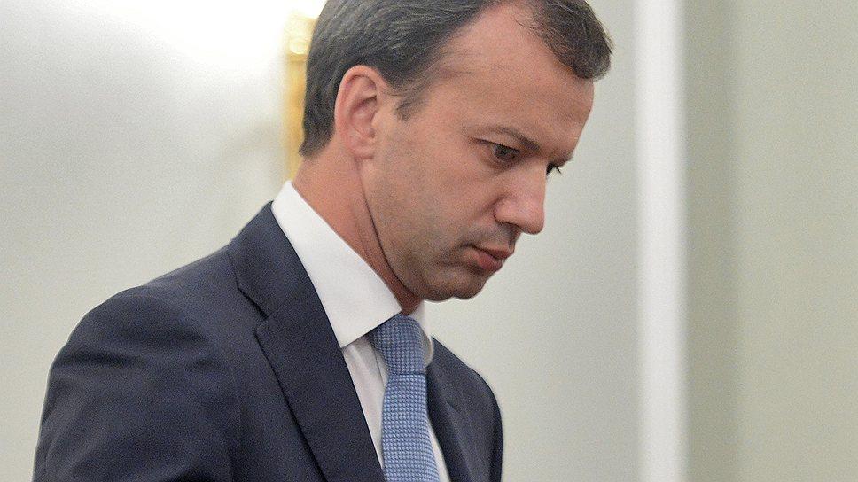 Вице-премьер РФ Аркадий Дворкович нащупал рычаги экономического влияния на белорусские власти