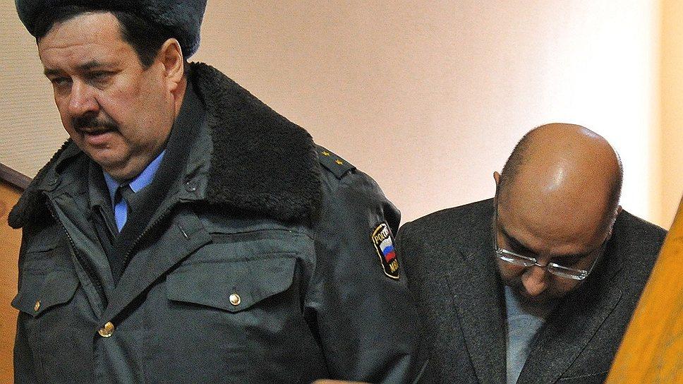 Обвинительное заключение по делу Анатолия Балло (справа) московская прокуратура не утвердила из-за нарушений в материалах расследования