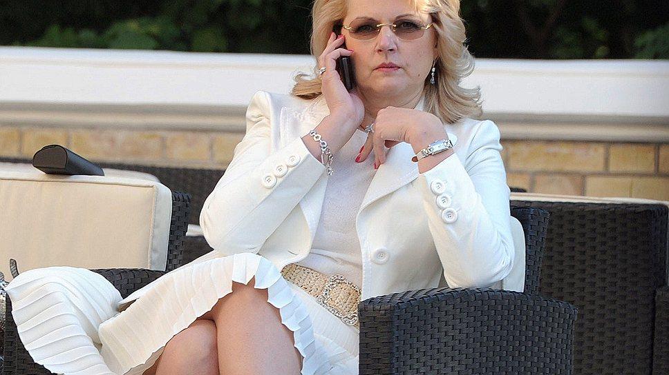 Предложенная президентом в главы Счетной палаты Татьяна Голикова намерена найти аргументы, чтобы убедить депутатов проголосовать за нее