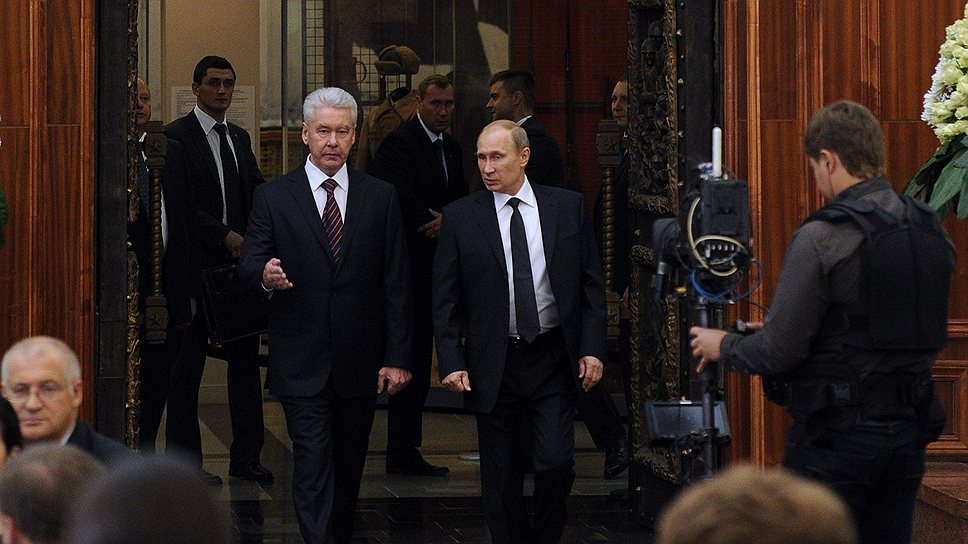Сергей Собянин повторит Москву / Избранный мэр вступил в должность