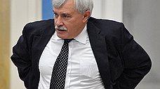 В Петербурге вскрылась стратегическая недостача