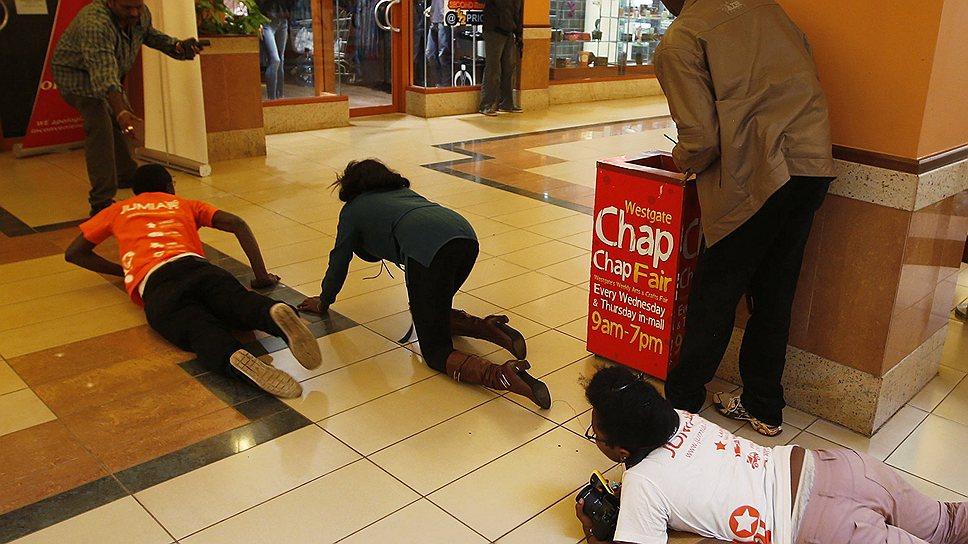 Отправляясь за покупками в торговый центр Westgate, его посетители не предполагали, что их судьба на целые сутки окажется в руках террористов