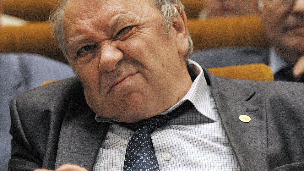 Глава РАН Владимир Фортов не уверен, что станет руководителем агентства по управлению имуществом