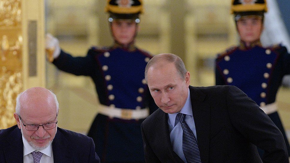 Что редложил Михаил Федотоф Владимиру Путину
