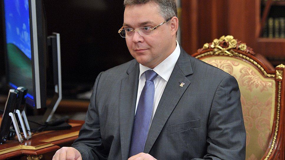 Владимир Владимиров готов к решительным действиям на посту губернатора Ставрополья