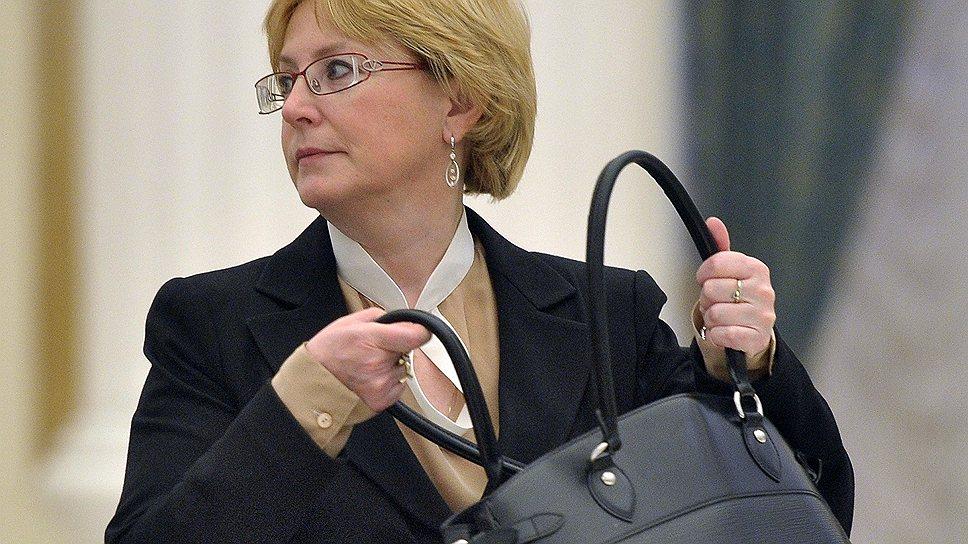 В портфеле мер воздействия на фармацевтический рынок у министра здравоохранения Вероники Скворцовой появятся и уголовные санкции