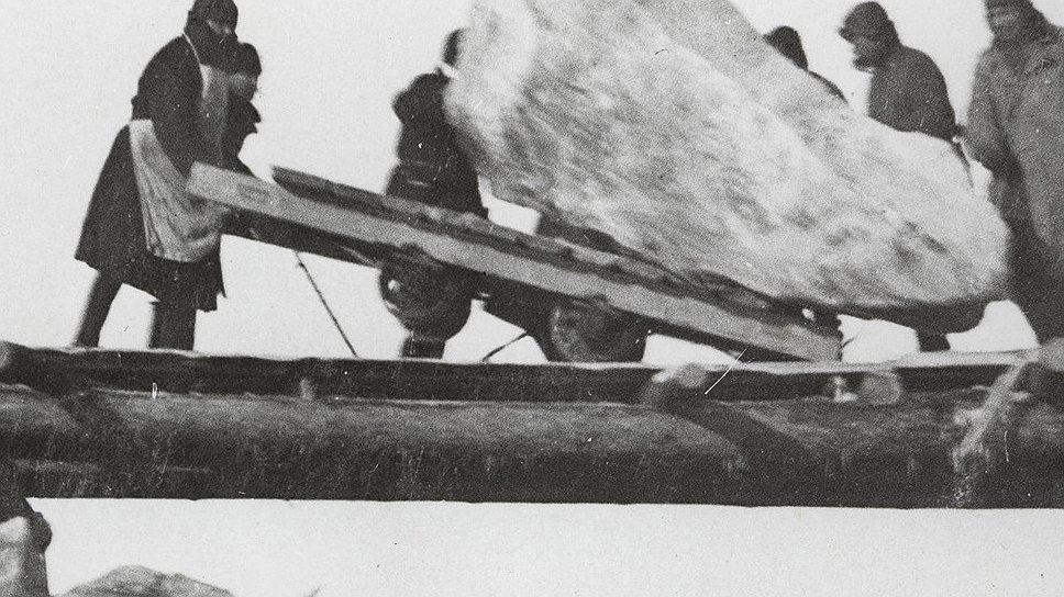 Берлинская выставка наглядно демонстрирует первобытную эффективность сталинского ГУЛАГа