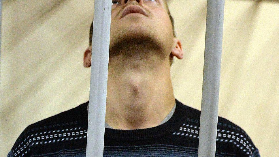 Алексей Худяков не сумел убедить суд в том, что его не нужно  помещать в СИЗО
