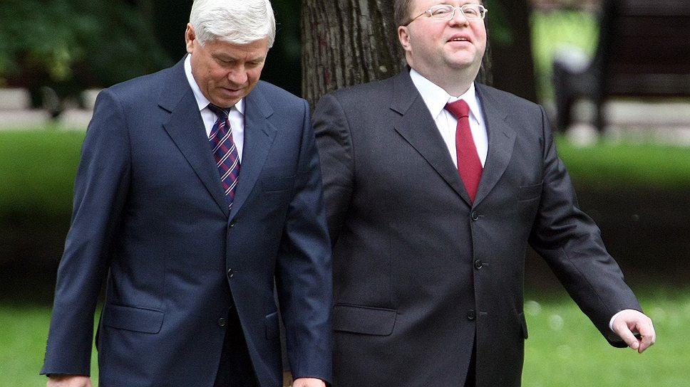 Без ВАС обойдутся / Президент приступил к реформе высших судов