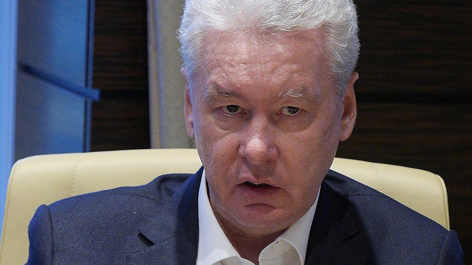 Московский мэр о событиях в Западном Бирюлево
