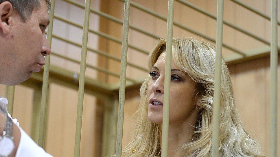МВД считает, что Елена Тищенко не может надеяться на амнистию, пока не возместит ущерб в рамках громкого дела о хищениях в БТА-банке