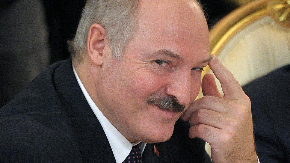 Александр Лукашенко оценил подследственность