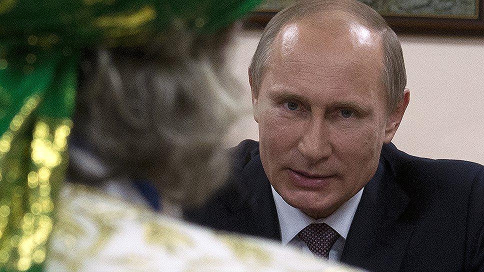 Как Владимир Путин обсудил национальный вопрос