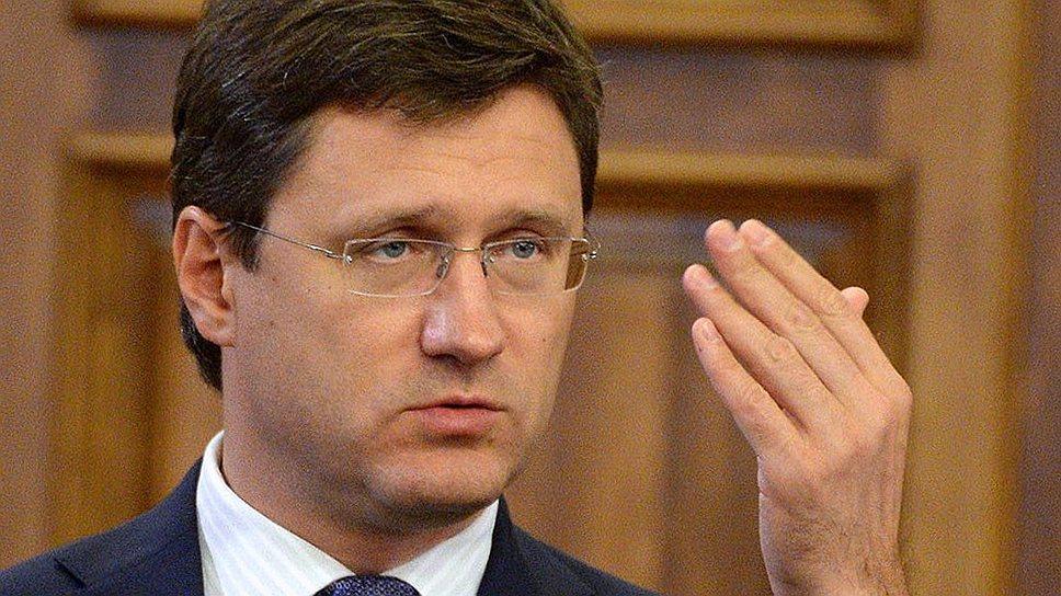 Министр энергетики Александр Новак приступил к рассмотрению вопросов ТЭКа, ранее не поддавшихся ни одному из его предшественников