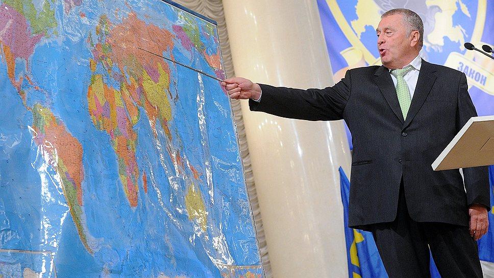 Выступление Владимира Жириновского о рождаемости на Кавказе может подвести его под статью УК